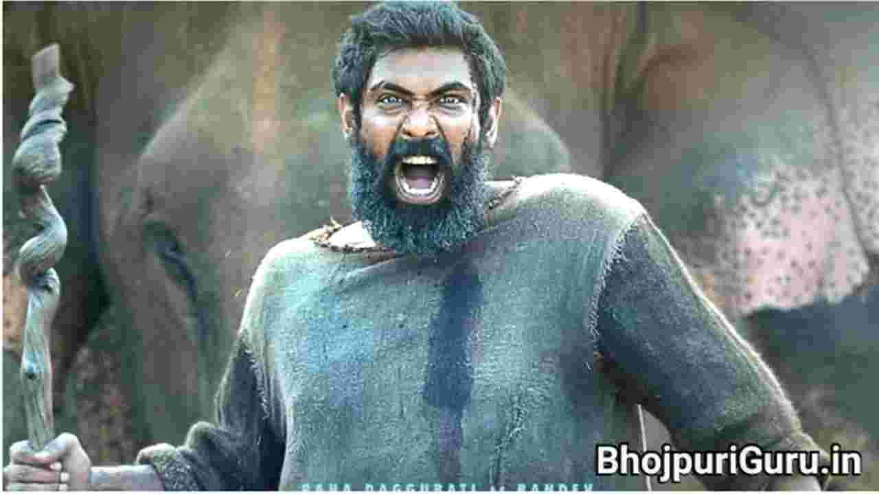 Haathi Mere Saathi Hindi Dubbed Full Movie