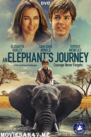 An Elephants Journey (2017) Full English Movie Download 480p 720p WEB-DL