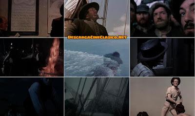 Moby Dick (1956) - Capturas