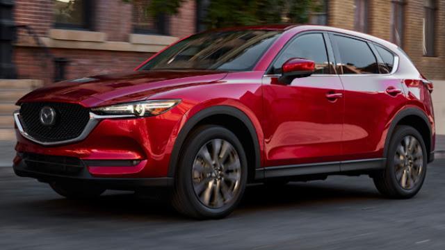 Essai du Mazda CX-5 2021