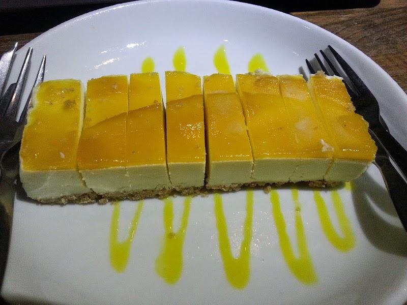 Mango Cheese Cake Sedap Di Lila Wadi