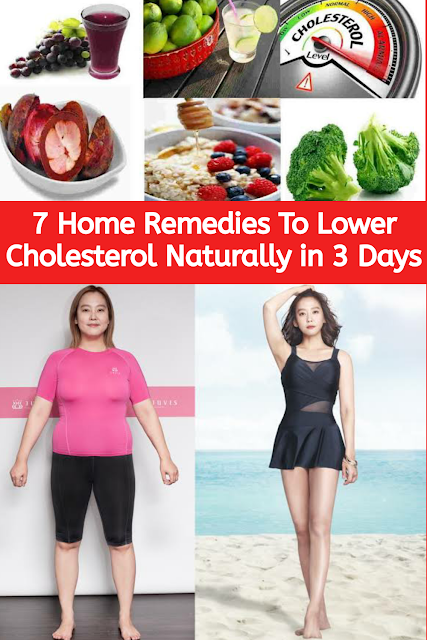 Lower Cholesterol Naturally