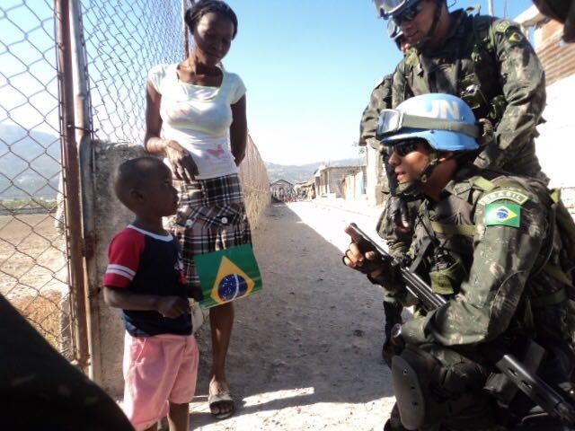 exercito brasileiro no haiti