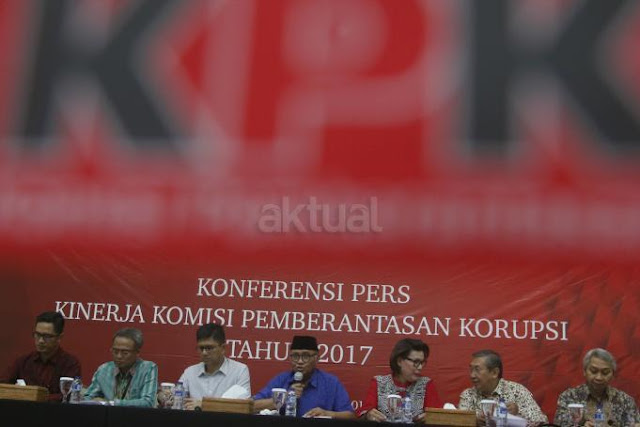 KPK Beri e-planning ke Pejabat Eselon II, Bertujuan UntukPencegahan Korupsi