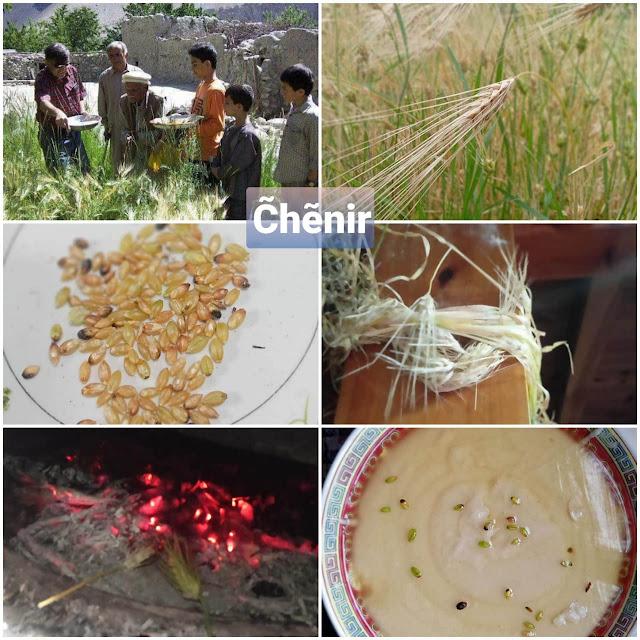 Harvest festival in Gilgit Baltistan