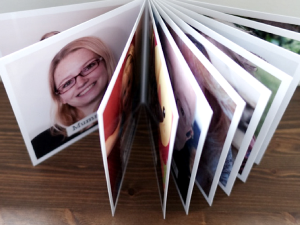 Creating a Photo Book for Family Face Recognition