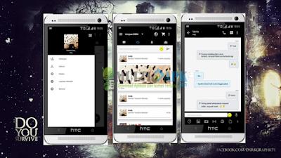 BBM Mod V8 Update v3.1.0.13 Apk Android Terbaru