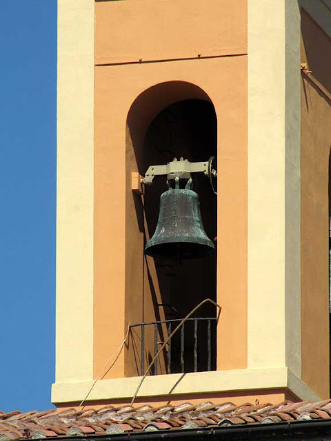 Bell tower, church of San Benedetto, Livorno