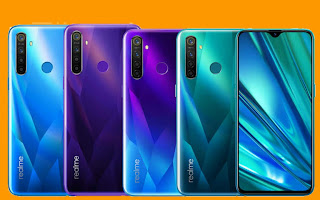 Realme pro 5 Specifications and price