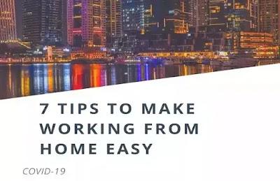 COVID-19: घर से काम कैसे करें - ये 7 टिप्स आपको जानना है ज़रूरी