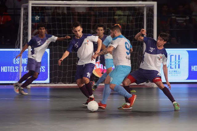 Premier Futsal League 2016