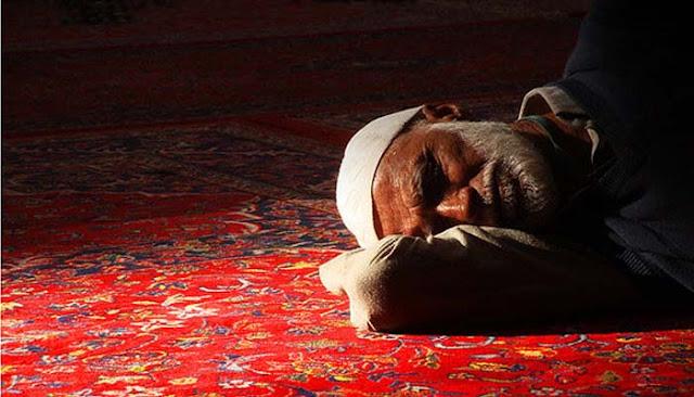 7 Amalan Sebelum Tidur Menurut Rasulullah