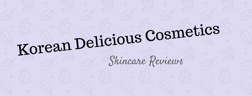 Korean Delicious Cosmetics skincare reviews