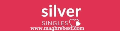 4. SilverSingles - أفضل موقع للمواعدة يزيد عن 50
