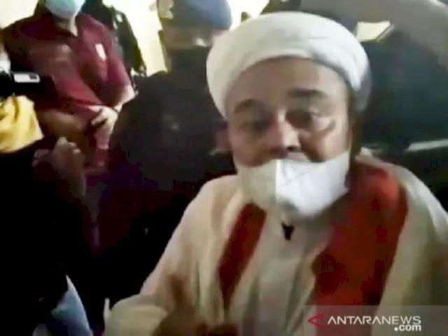 Video Terduga Teror*s, Habib Rizieq: FPI Tolak Dukung ISIS dan JAD Sejak 2014