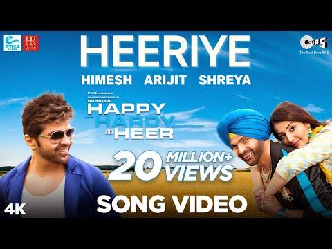 हीरिये Heeriye Lyrics – Happy Hardy And Heer | Arijit Singh