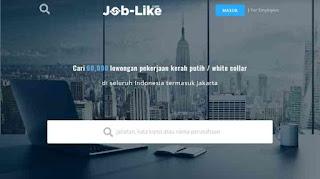 Website job-like