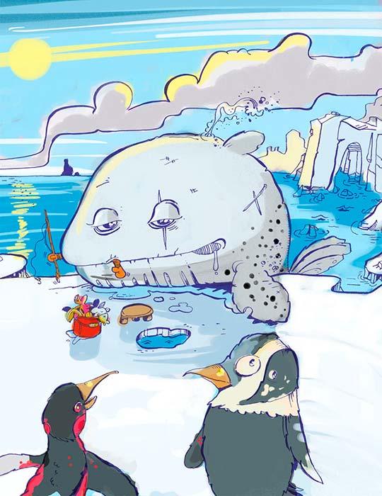 Ilustración de José Ramón Puerto