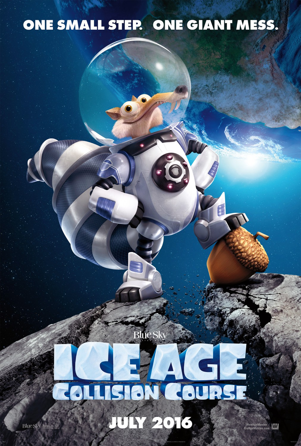Ice Age: Collision Course 2016 - Full (CAM-Spanish)