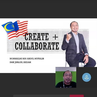 Perkongsian Global : Bersama Finalis Global Teacher 2020