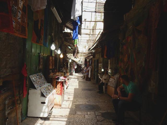 Mercado, Jerusalem, Israel, Elisa N, Blog de Viajes