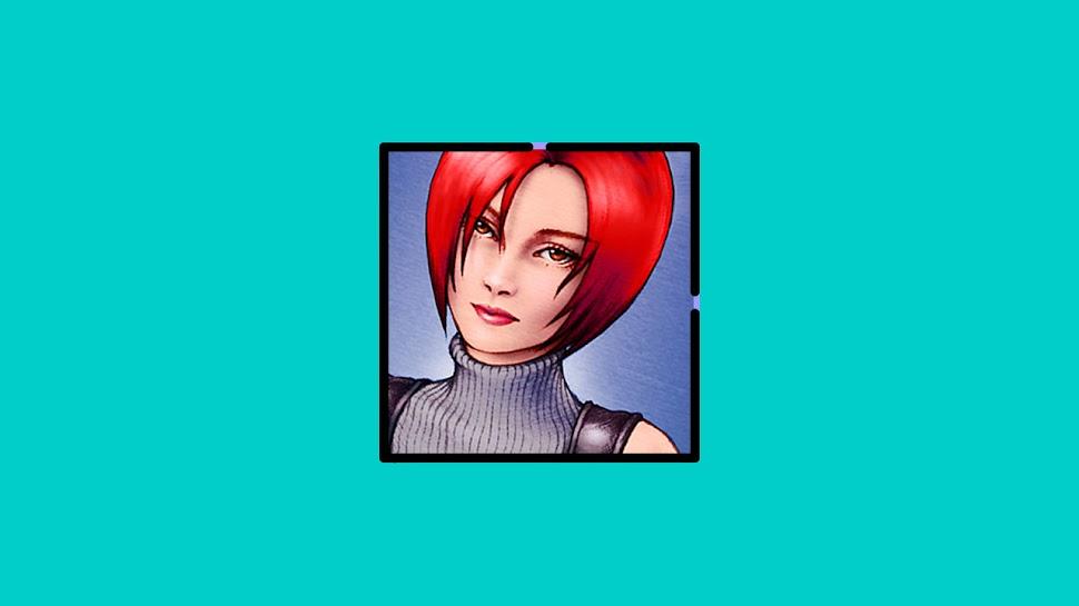Karakter Favoritku Di Game Dino Crisis 2