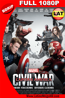 Capitán América: Civil War (2016) [IMAX Edition] Latino Full HD BDRIP 1080P - 2016