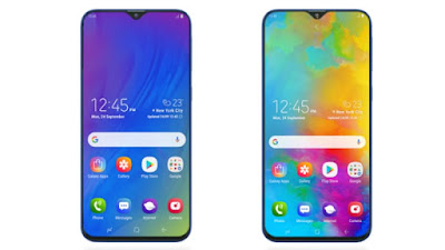 Zenfone Max Pro M2 V/s Galaxy M20 Phone