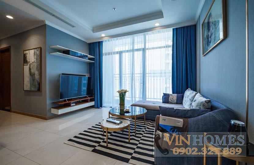 Bán căn hộ Vinhomes Bình Thạnh 2 phòng ngủ C2 tầng 23 - hinh 3