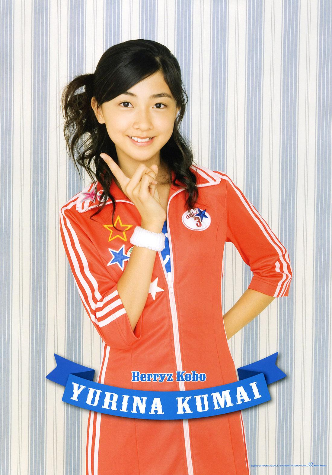 Yurina Kumai 2013