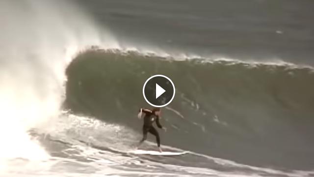 Tom Curren Surfing Perfect Mundaka with Bonus Taj Burrow flashback early 2000 s