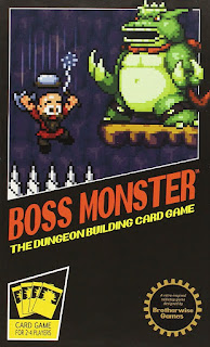 Boss Monster card game