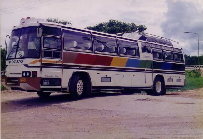 Thailand - Chiang Mai 1990