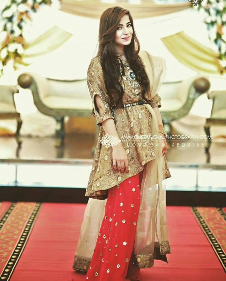 Most Recent Fashion Indian And Pakistani Frock Designs