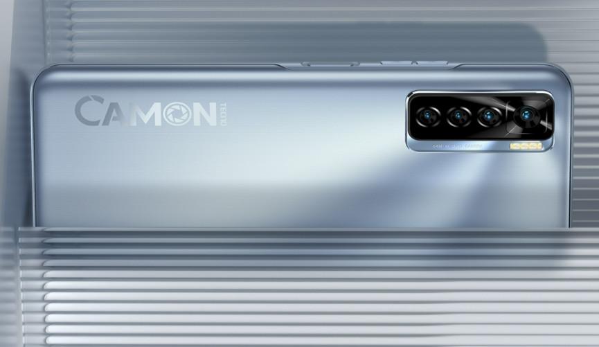 TECNO Mobile Camon 17 Pro, TECNO Mobile Camon 17 Pro Philippines, TECNO Mobile Camon 17 Pro California Silver