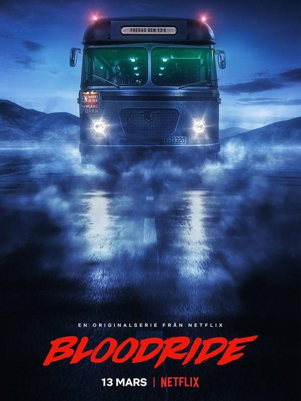 Bloodride Temporada 1 Dual Subtitulado Latino 720p