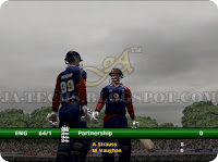 EA Sports Cricket 2007 PC Game| A.Strauss and M.Vaughan of England Team