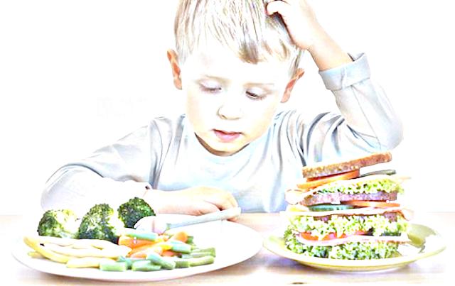 tips supaya anak selera makan