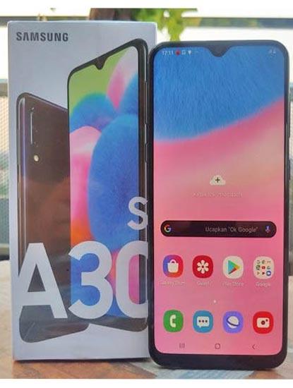 Spesifikasi Samsung Galaxy A30s