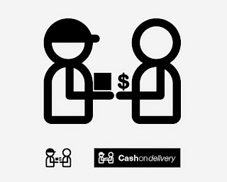 ilustrasi Cash On Delivery