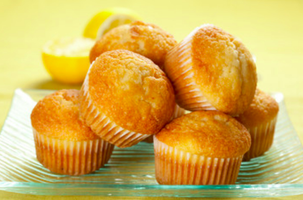 Muffins de harina de arroz sin Tacc
