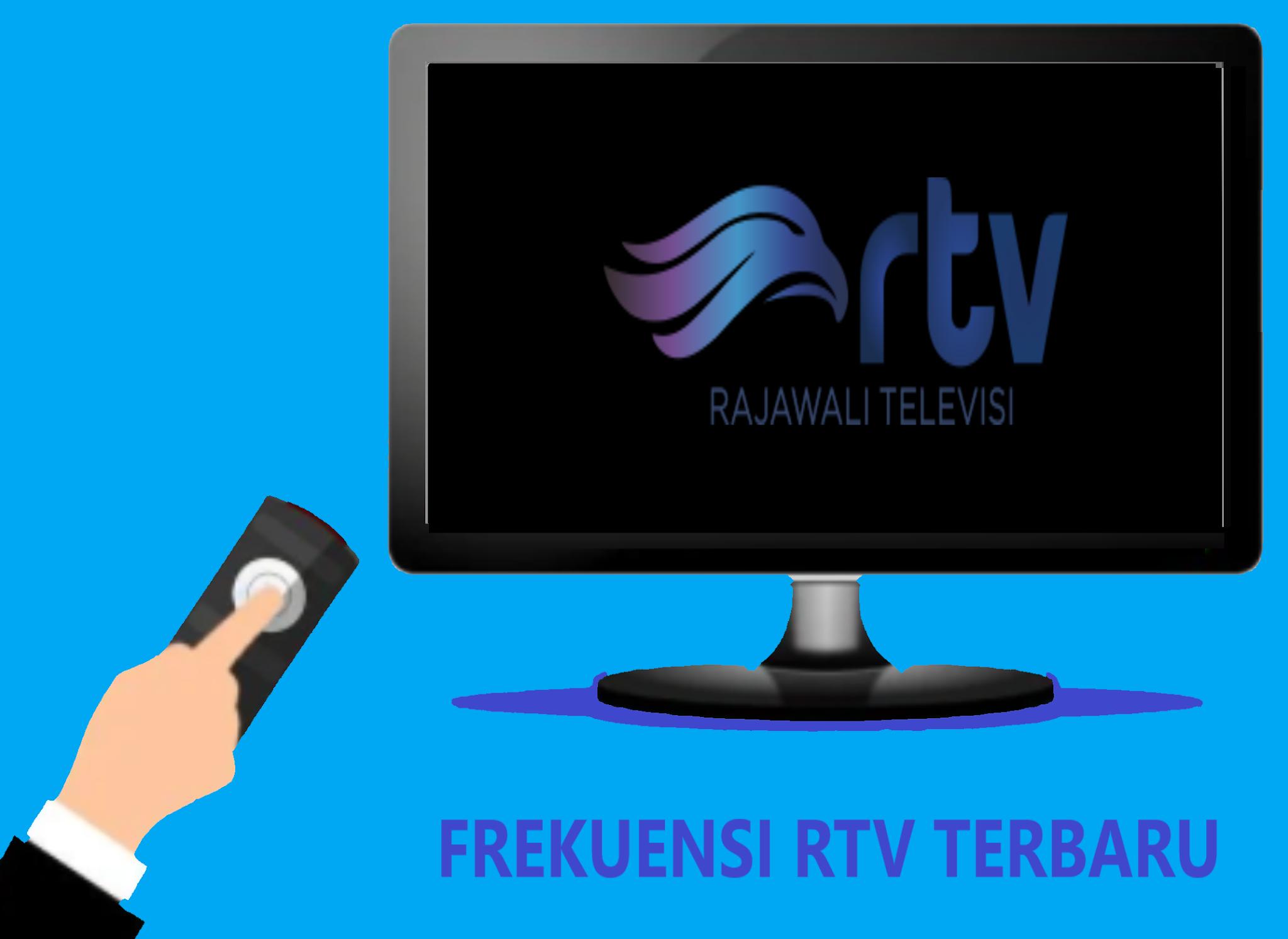 Frekuensi RTV Terbaru Di Telkom 4 Update 2020 (Rajawali TV)