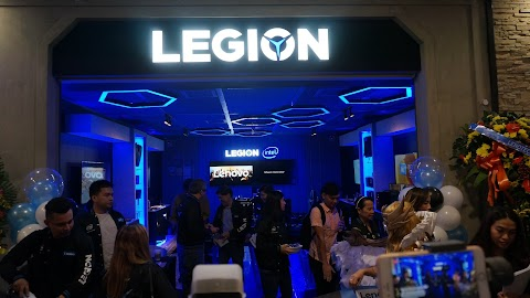 First Exclusive Legion Store in Visayas Opens in SM City Cebu