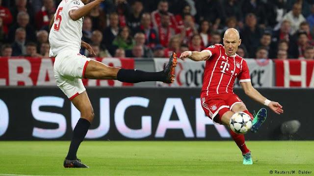 Cuplikan Gol Bayern Munchen 0-0 Sevilla | Leg 2 Babak 8 Besar Liga Champions