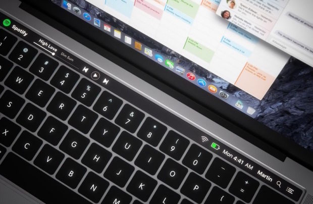Apple y su nueva MacBook Pro
