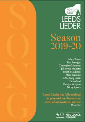 Leeds Lieder 2019/20 season