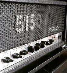 Amplificador de Guitarra Peavey 5150