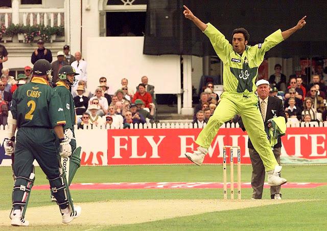 Shoaib Akhtar 1999 World Cup