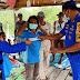 Satpol Air Polres Karimun   Membagikan Ratusan Masker Secara Gratis Kepada Nelayan