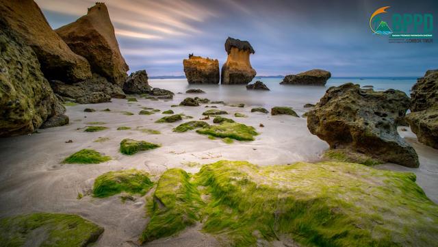 Objek Wisata Pantai Ekas